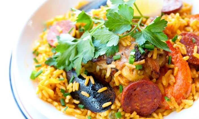 Agave Grill - Downtown Concord: Latin American Entrees and Margaritas for Two or Four at Agave Grill (Up to 54% Off)