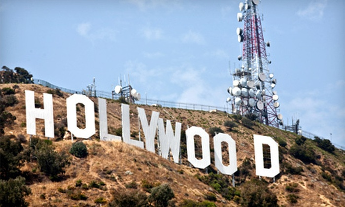 Hollywoodland Tours - Hollywood: $9 for a Hollywood Sign Tour from Hollywoodland Tours (Up to $19 Value)