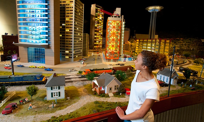 EnterTRAINment Junction - West Chester: Spring Celebration for Two or Four at EnterTrainment Junction (40% Off)