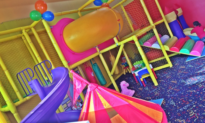 The Royal Bounce House - Kew Gardens: $296 for a Three-Hour Bounce and Play Party — The Royal Bounce House ($549 value)