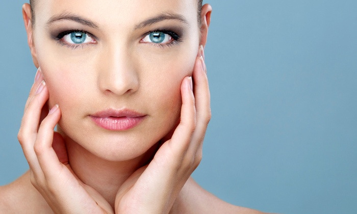 Queens Quay Medspa - Toronto: Fractional Laser Resurfacing for the Eyelids, Face, or a Single Body Part at Queens Quay Medspa (Up to 86% Off)
