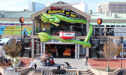 Admission Packages at Ripley's Believe It or Not! - Baltimore (Up to 50% Off)