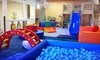 Up to 50% Off Children's-Indoor-Playground Passes