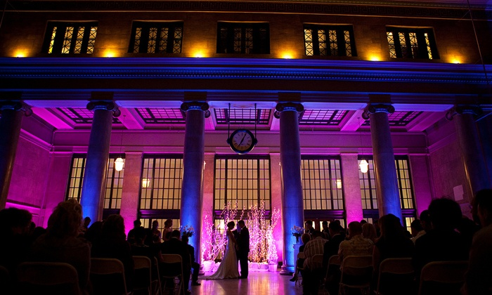 Event Uplights - Boston: $299 for $600 Worth of Event Uplighting from Event Uplights