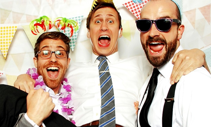 The Photo Booth Guys Miami - The Photo Booth Guys Miami: $260 for $650 Worth of Photo-Booth Rental — The Photo Booth Guys Miami