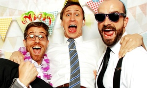 The Photo Booth Guys Miami: $260 for $650 Worth of Photo-Booth Rental — The Photo Booth Guys Miami