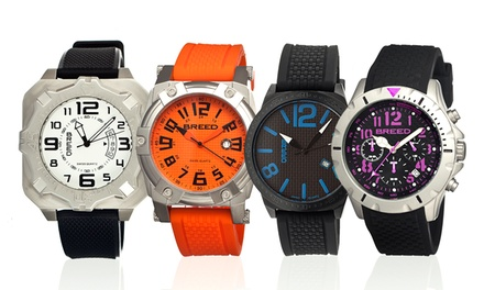 Breed Assorted Men's Watches