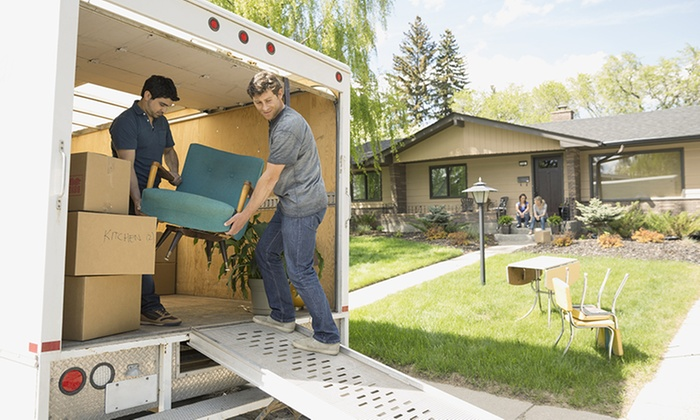 Up To 48% Off Two, Or Three Hours Of Moving Services