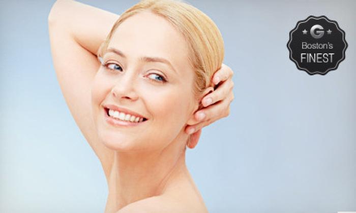 Ardan Medspa + Salon - Wellesley: Ultimate Facial, Dysport Injections, or Restylane Injections at Ardan Medspa + Salon (Up to Half Off)
