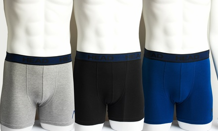 Head Stretch Boxer Briefs (6-Pack)