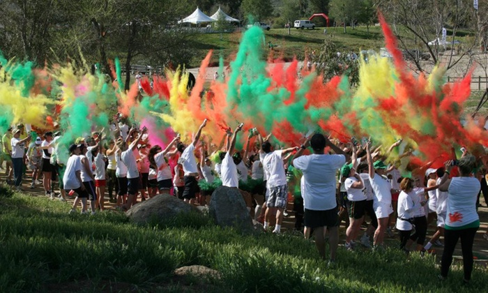 Color Ye Irish 5K - Murrieta: $24 for Entry in the Color Ye Irish 5K and Party on Saturday, March 15 ($39 Value)