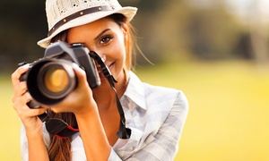 Live Photo Academy: C$19 for an Online Accredited Certificate in Photography with Live Photo Academy (C$395 Value)