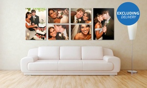 Beautify the Home with Personalised Canvas Prints