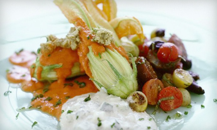 Pure Food and Wine - Gramercy Park: Vegan Food for Lunch or Dinner at Pure Food and Wine (Half Off)