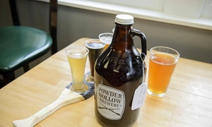 Powder Hollow Brewery: Up to 55% Off Beer Flights at Powder Hollow Brewery
