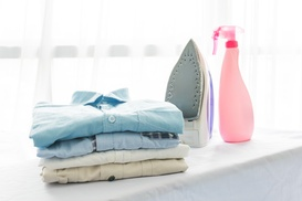 Pressed Dry Cleaning: Laundry Services at Pressed Dry Cleaning (57% Off)