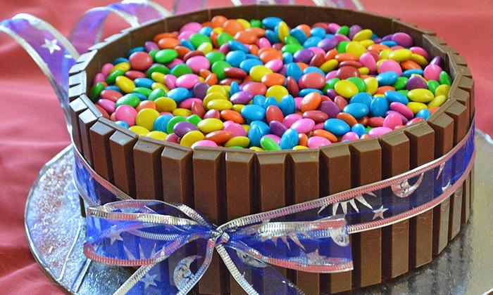 Pink Box Cakes Hauz Khas
