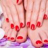 Up to 60% Off Mani-Pedi at Lavender Beauty Studio