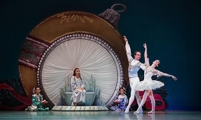 """The Nutcracker"" - Multiple Locations: ARTS San Antonio Presents Mejia Ballet International's ""The Nutcracker,"" December 19–21 (Up to 41% Off)"