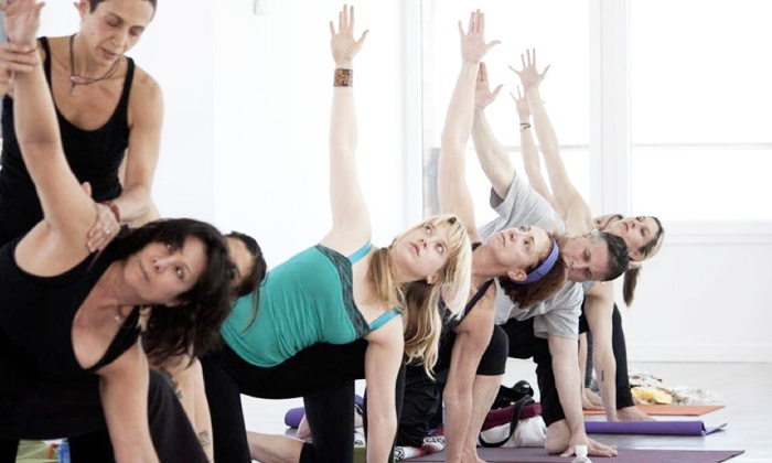 Yoga Long Beach - Long Beach: 5, 10, or 20 Yoga Classes at Yoga Long Beach (Up to 74% Off)