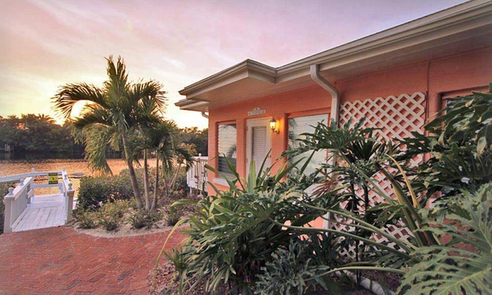Siesta Key Bungalows - Siesta Key, FL: 2-, 3-, 5-, or 7-Night Stay for Two in a Beach Vacation Bungalow at Siesta Key Bungalows in Siesta Key, FL