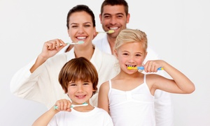 Perfect Smiles Plano Family Dentistry: $81 for $325 Worth of Teeth Cleaning — Perfect Smiles Plano Family Dentistry