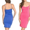 3-Pack of Ladies' Solid-Colored Dresses