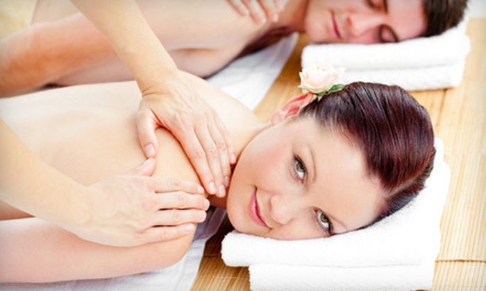 220 Fitness and Wellness - Venice: $99 for a 60-Minute Massage for Two with Scalp or Reflexology Massage at 220 Fitness and Wellness in Venice ($260 Value)