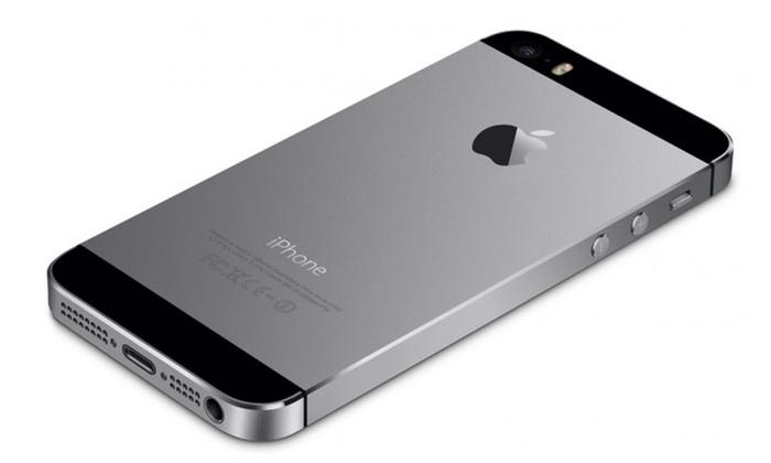 apple iphone 5s 16 go reconditionn groupon. Black Bedroom Furniture Sets. Home Design Ideas