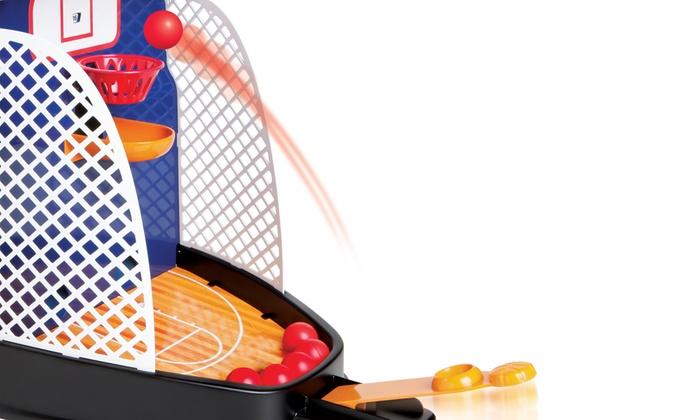 Charmant Tabletop Basketball Game | Groupon Goods