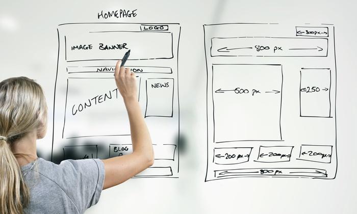 Marketing Mindz - Multiple Locations: Website Design and Hosting Services at Marketing Mindz (45% Off)