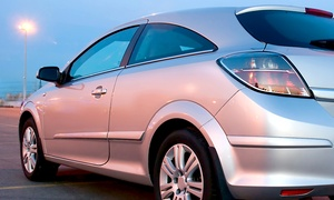 Autoestetica: $499 en vez de $1500 por polarizado con lámina americana + garantía para auto en Autoestética