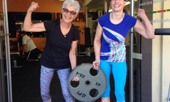 Michelle's Fitness Oasis - El Cajon: Four Weeks of Membership and Unlimited Fitness Classes at Michelle's Fitness Oasis (65% Off)