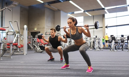 Unlimited Gym Membership: 1 $39, 3 $85 or 6 Months $149 at Roselands Squash and Fitness Centre Up to $312 Value