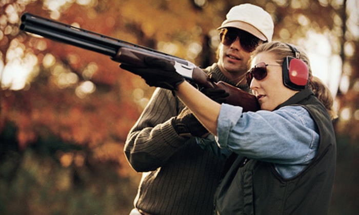 Tom Lowe Trap & Skeet Range - Atlanta: $12 for Skeet Shooting with Ammo, Gun Rental, and Safety Gear at Tom Lowe Trap & Skeet Range (Up to $24.50 Value)
