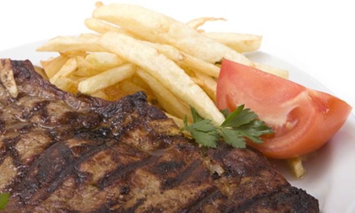 Baileys at Bluff - Southdale: $10 for $20 Worth of American Food at Baileys at Bluff