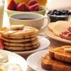 Petit-déjeuner ou brunch bio