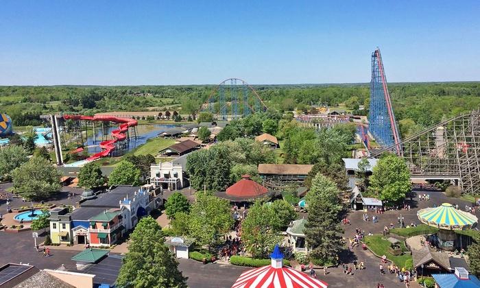 Darien Lake Amusement Park - Darien: Admission for One to Darien Lake Amusement Park (Up to 35% Off). Two Options Available.