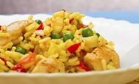 Menú para 2, 4 o 6 personas con entrante, arroz meloso, postre y bebida desde 26,90 € en Tasca Ihuey