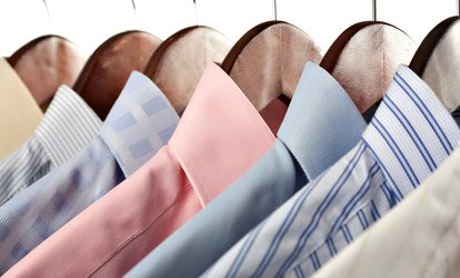 image for $18 for $30 Worth of Dry-Cleaning and Laundry <strong>Services</strong> at The Neighborhood Cleaners