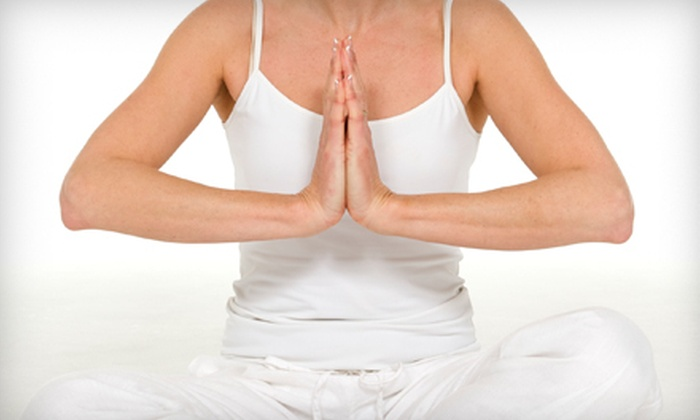 Tsubo Chicago - West Town: One or Three Vinyasa Flow Yoga Classes at Tsubo Chicago (Up to 56% Off)