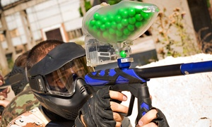 Gladiator Paintball Park: Full-Day Entry for Two, Four, or Six to Gladiator Paintball Park (Up to 53% Off)
