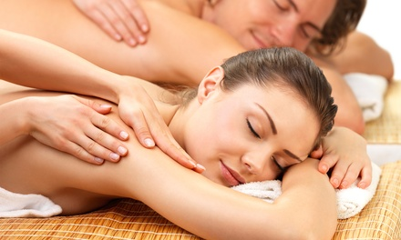 60-Minute Individual or Couples Massage at Lilly and Raul (Up to 43% Off)