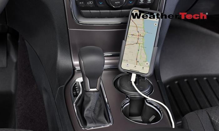 weathertech cupfone universal adjustable portable cell