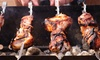 Skewers Glatt Kosher Restaurant - Long Island: 5% Cash Back at Skewers Glatt Kosher Restaurant