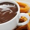 Chocolate con churros en el Soho de Las Rozas