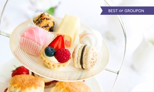 The Corinthian Restaurant: Afternoon Tea For Two (from £14.95) With Sparkling Wine (from £19.95) at The Corinthian Restaurant (Up to 62% Off)
