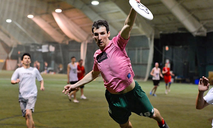 2014 Indoor Ultimate National Championships - Sun National Bank Center: Pass to 2014 Indoor Ultimate National Championships at Sun National Bank Center on April 12–13 (Up to 57% Off)