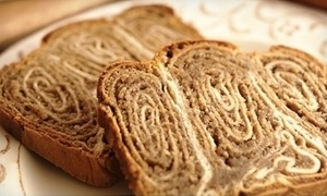 One or Three Groupons, Each Good for Two Loaves of Povitica at Strawberry Hill Povitica Company (47% Off)