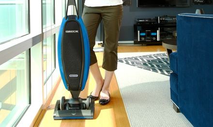 Vacuum Tuneup or $149 for $300 Worth of Vacuums, Air Purifiers, and Equipment at Oreck Factory Outlets